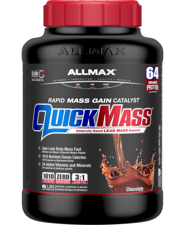 Quick Mass _ Chocolate 6lbs