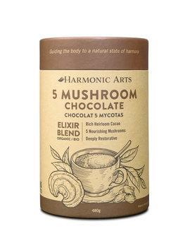 Harmonic Arts Harmonic Arts - 5 Mushroom Chocolate - 480g