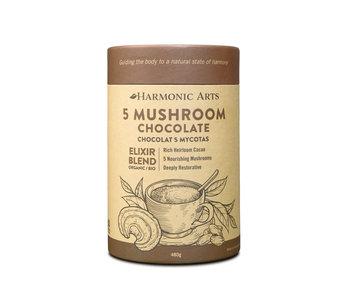 Harmonic Arts - 5 Mushroom Chocolate - 480g