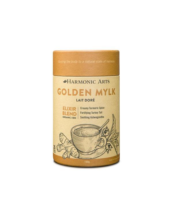 Harmonic Arts - Golden Mylk - 150g