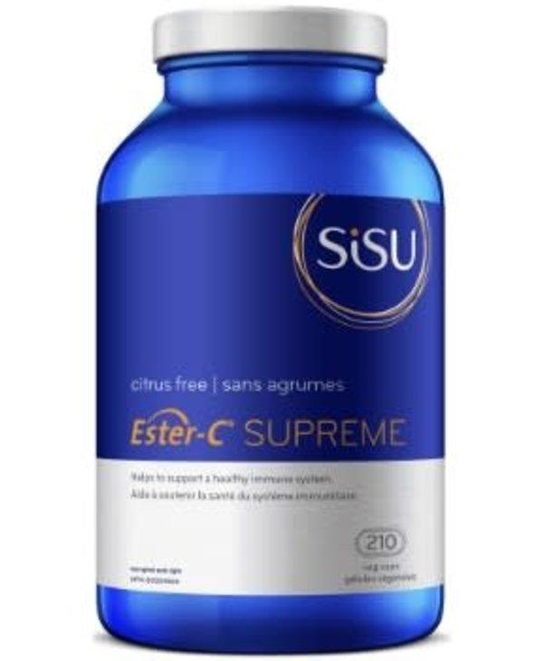 Sisu - Ester-C Supreme - Citrus Free - 210 V-Caps