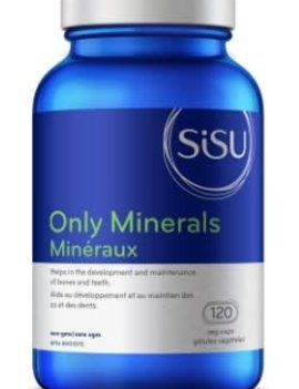 SISU Sisu - Only Minerals - 120 V-Caps