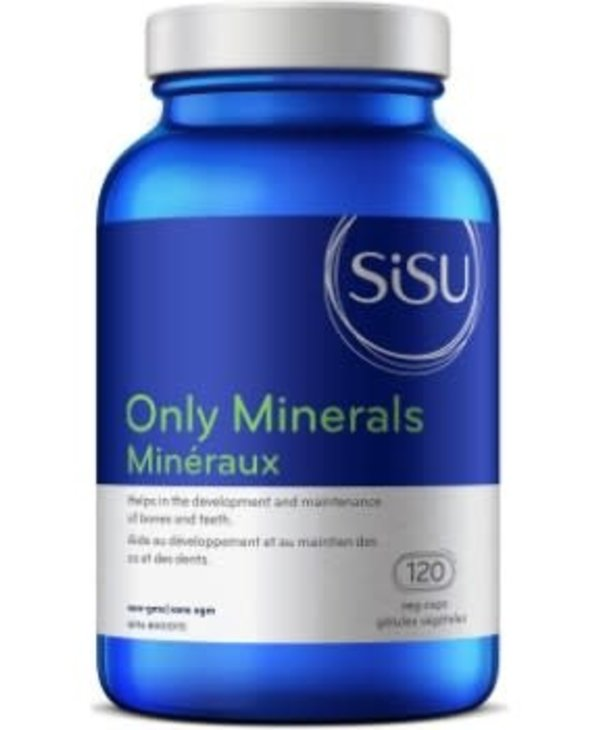 Sisu - Only Minerals - 120 V-Caps