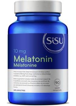 SISU Sisu - Melatonin 10mg - 90 Tabs
