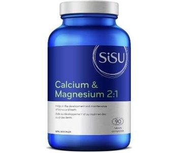 Sisu - Calcium & Magnesium 2:1 - 90 Tabs