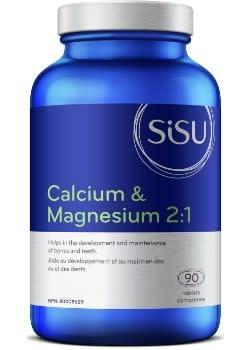 SISU Sisu - Calcium & Magnesium 2:1 - 90 Tabs