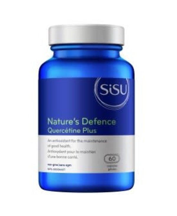 Sisu - Nature's Defence - 60 Caps