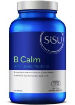 SISU Sisu -  B Calm w/ Rhodiola - 120 V-Caps