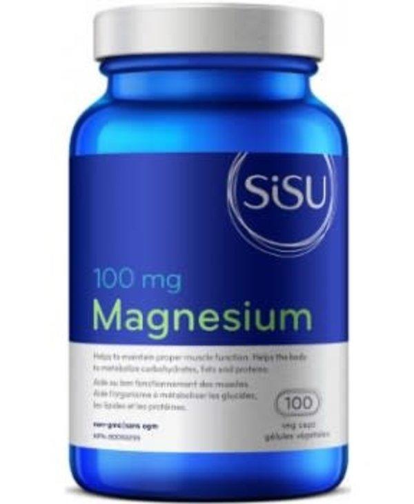 Sisu - Magnesium 100 mg - 100 V-Caps