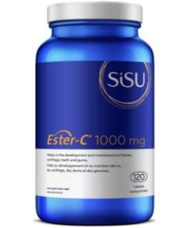 Sisu - Ester-C 1000 mg - 120 Tabs