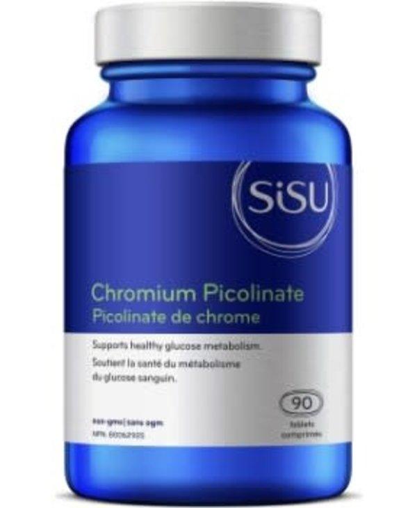 Sisu - Chromium Picolinate - 90 V-Caps