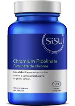 SISU Sisu - Chromium Picolinate - 90 V-Caps
