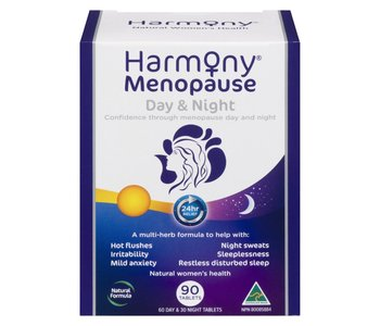 M & P - Harmony Menopause Day and Night - 90 tabs