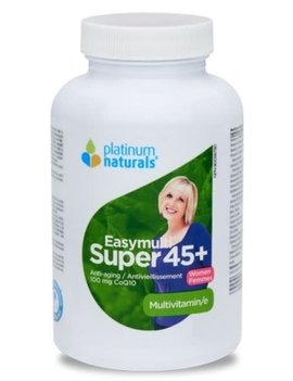 Platinum Naturals - CDN Platinum Naturals - Easymulti Super 45+ Women - 120 SG