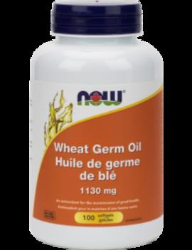 Now Now - Wheat Germ Oil - 100 SG