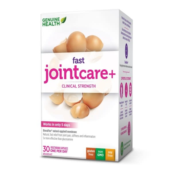 Genuine Health Genuine Health - Fast Joint Care+ - 30 Caps