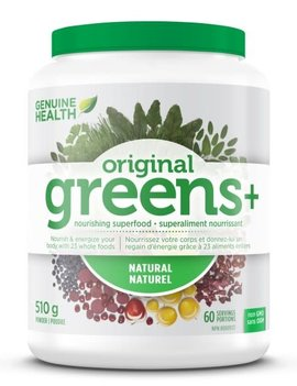Genuine Health Genuine Health - Greens+ Original - 510g