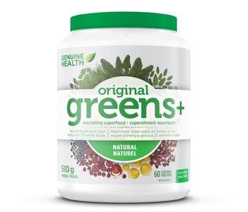 Genuine Health - Greens+ Original - 510g