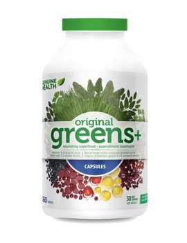 Genuine Health Genuine Health - Greens+ Original - 360 Caps
