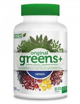 Genuine Health Genuine Health - Greens+ Original - 120 Caps