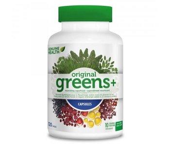 Genuine Health - Greens+ Original - 120 Caps