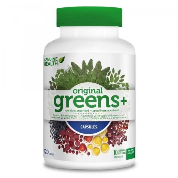 Genuine Health Genuine Health - Greens+ Original - 120 Caps
