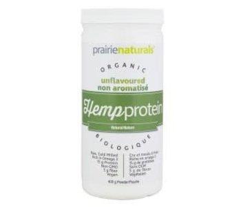 Prairie Naturals - Hemp Protein - Natural - 400g