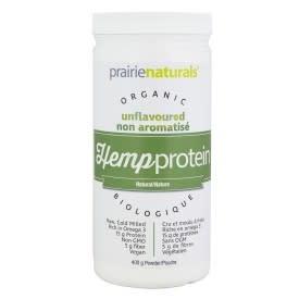 Prairie Naturals Prairie Naturals - Hemp Protein - Natural - 400g