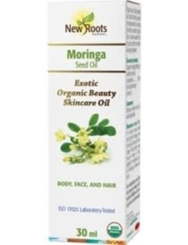 New Roots New Roots - Organic Moringa Seed Oil - 30ml