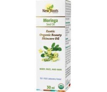 New Roots - Organic Moringa Seed Oil - 30ml