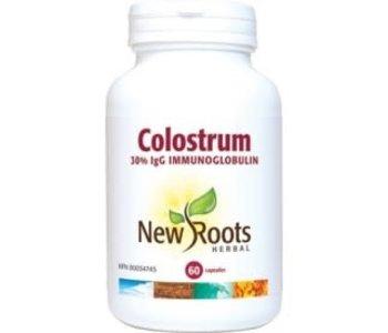 New Roots - Colostrum - 60 veg caps