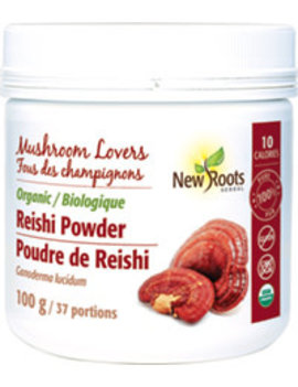 New Roots New Roots - Organic Reishi Powder - 100 g