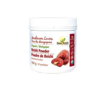 New Roots - Organic Reishi Powder - 100 g