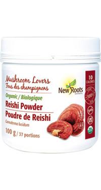 New Roots New Roots - Organic Reishi Powder - 100 g