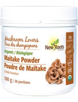 New Roots New Roots - Organic Maitake Powder - 100 g