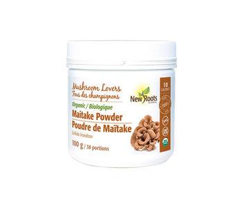 New Roots - Organic Maitake Powder - 100 g