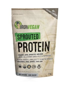Iron Vegan Iron Vegan - Sprouted Protein - Unflavored - 1kg