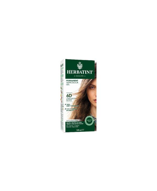 Herbatint - 6D - Dark Golden Blonde - 135ml