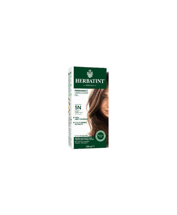 Herbatint - 5N - Light Chestnut - 135ml