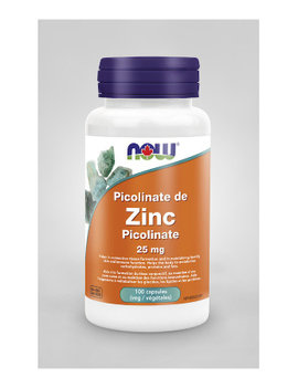 Now Now - Zinc Picolinate - 100 Caps