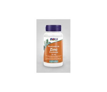 Now - Zinc Picolinate - 100 Caps