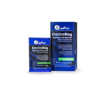 CanPrev - ElectroMag Drink Mix - Box of 30