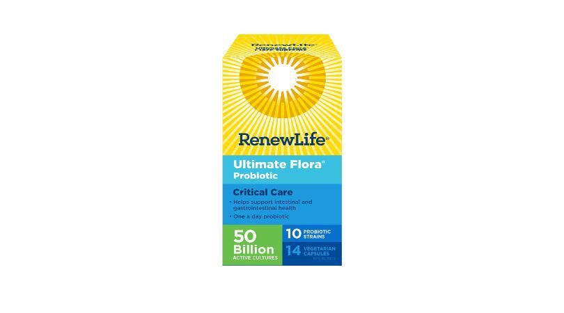 Renew Life Renew Life - Ultimate Flora Critical Care 50 Billion - 14 Caps