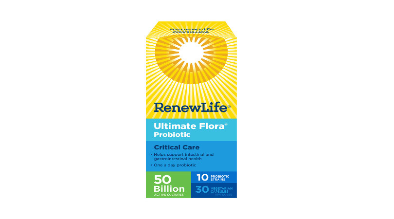Renew Life Renew Life - Ultimate Flora Critical Care 50 Billion - 30 Caps