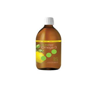 NutraSea - Omega-3 - Zesty Lemon - 500ml