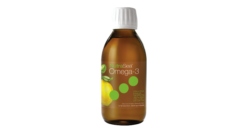 Nutra Sea NutraSea - Omega-3 - Zesty Lemon - 200ml