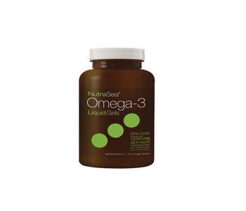 NutraSea - Omega-3 - Fresh Mint - 60 SG