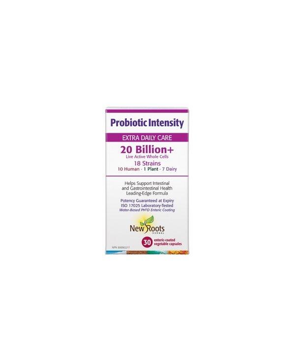 New Roots - Probiotic Intensity 20 Billion - 30 Caps