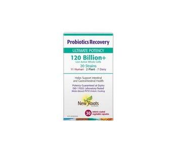 New Roots - Probiotics Recovery 120 Billion - 30 Caps