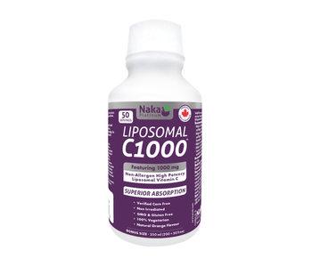 Naka Platinum - Liposomal C1000 - 250 ml
